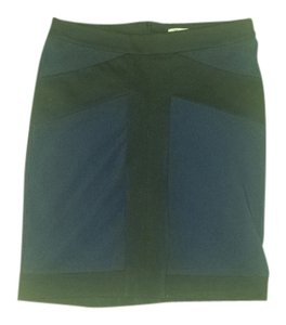 BCBGeneration Skirt navy blue and black