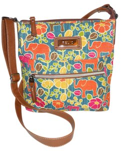 Relic Elephant Cross Body Bag
