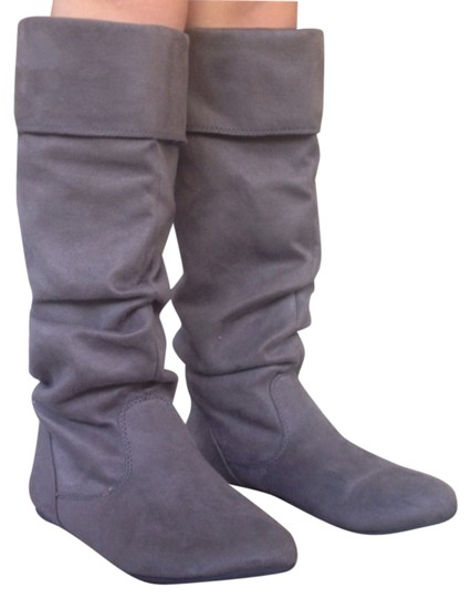 Preload https://img-static.tradesy.com/item/4910722/gray-bootsbooties-size-us-85-regular-m-b-0-0-540-540.jpg