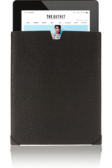 Alexander Wang Leather Alexander Wang black Prisma iPad case