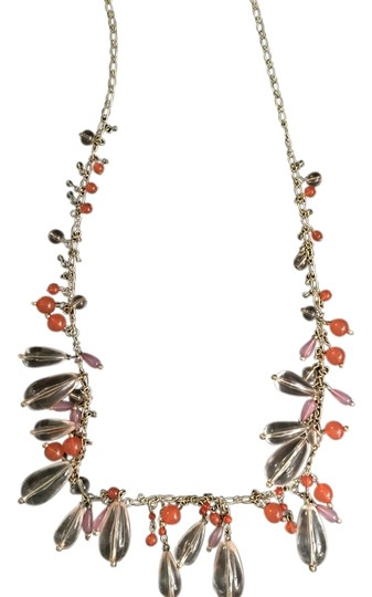 Pier 1 Imports Pink Layered Necklace