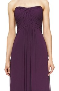 Monique Lhuillier Sweetheart Draped Bridesmaid Dress