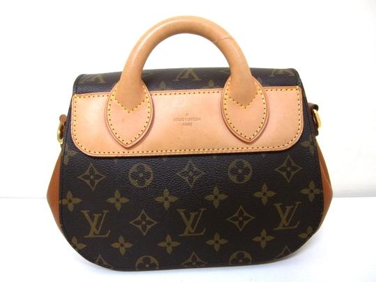Louis Vuitton Monogram Leather Vintage Shoulder Bag