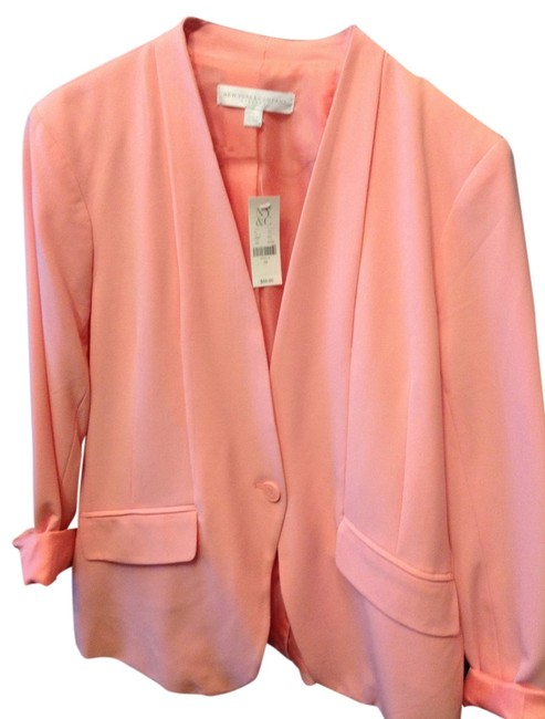 Preload https://item5.tradesy.com/images/new-york-and-company-pink-light-jacket-pant-suit-size-12-l-4912009-0-0.jpg?width=400&height=650