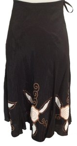 See by Chlo Casual Chic Skirt Black