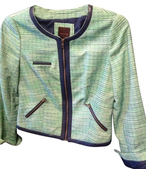 Preload https://item5.tradesy.com/images/the-limited-green-and-navy-blazer-pant-suit-size-8-m-4912234-0-0.jpg?width=400&height=650
