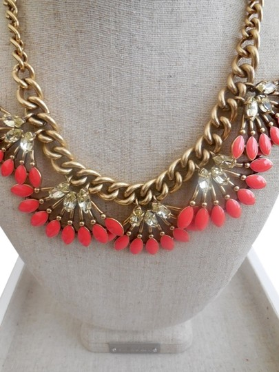 Preload https://item5.tradesy.com/images/stella-and-dot-coral-cay-new-in-box-display-sample-necklace-4912849-0-0.jpg?width=440&height=440