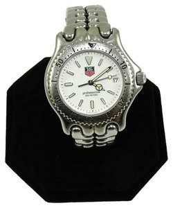 TAG Heuer Men's Tag Heuer Stainless Steel Professional Watch
