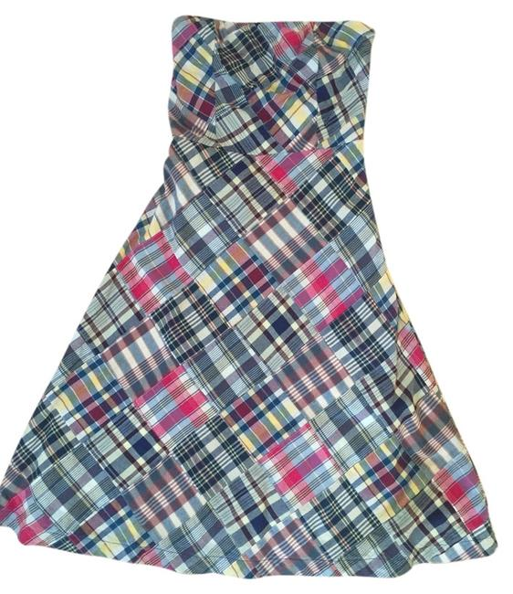 American Eagle Outfitters short dress Plaid on Tradesy