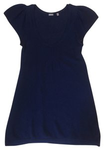 Halogen short dress Dark Blue on Tradesy