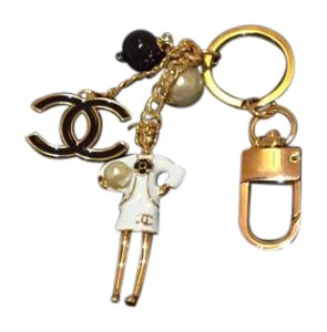 Chanel Chanel Coco key ring/charm for handbag purse