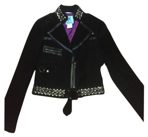 Marciano Blac Leather Jacket