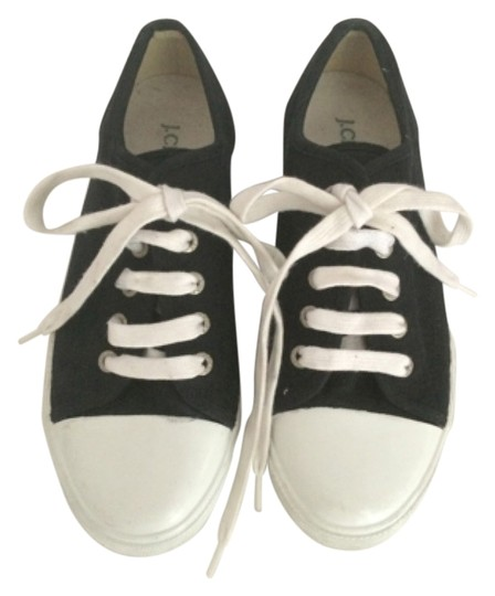 Preload https://img-static.tradesy.com/item/4914067/jcrew-black-and-white-sneakers-size-us-6-regular-m-b-0-0-540-540.jpg