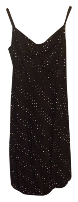 Preload https://item5.tradesy.com/images/ann-taylor-loft-brown-and-white-mid-length-short-casual-dress-size-12-l-4914169-0-0.jpg?width=400&height=650