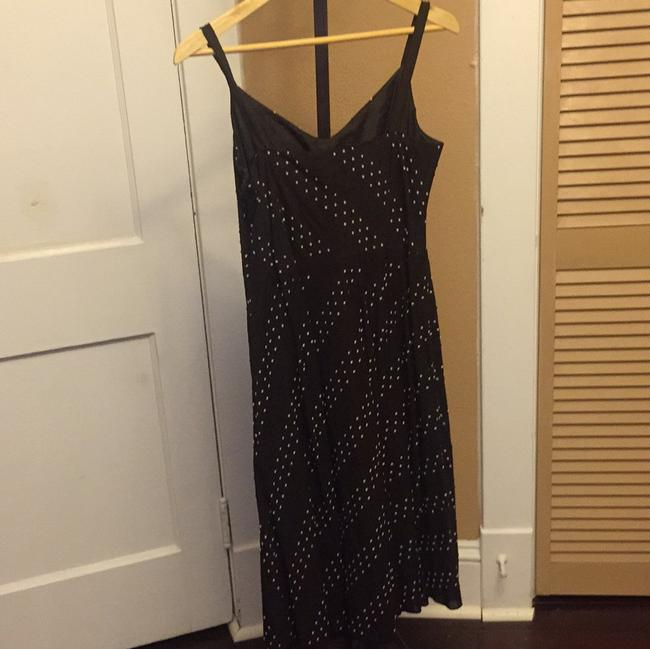 Ann Taylor LOFT short dress Brown and white on Tradesy