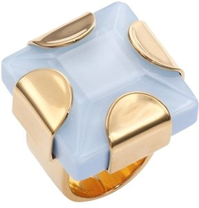 Marc Jacobs Marc Jacob's kandy gem square ring sz.7
