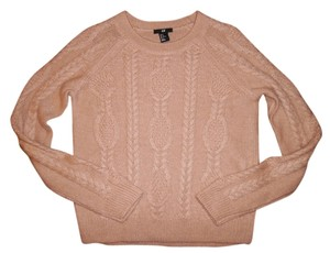 H&M Antique Pink Sweater