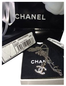 Chanel Chanel Classic Crystal CC Necklace