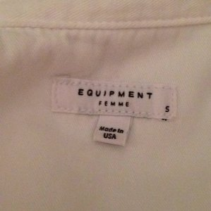 Equipment Top White