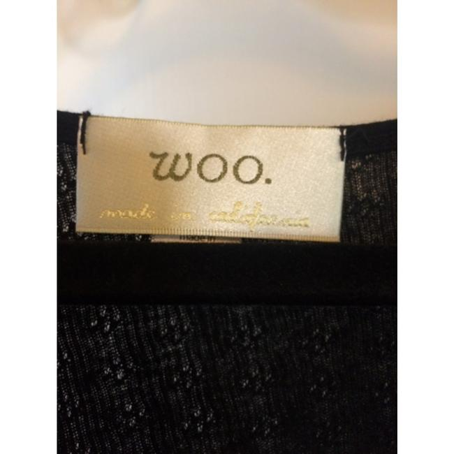 Woolrich Top Black