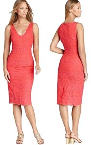 Tory Burch Lace Sheath Sleeveless Dress