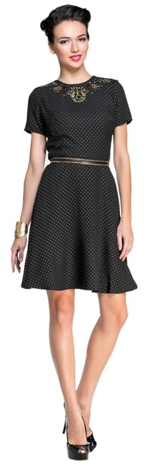 Preload https://item2.tradesy.com/images/marchesa-voyage-black-gold-dot-fit-and-above-knee-night-out-dress-size-10-m-4922536-0-0.jpg?width=400&height=650