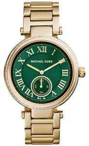 Michael Kors Michael Kors Women's Gold-Tone Watch 42mm MK6065