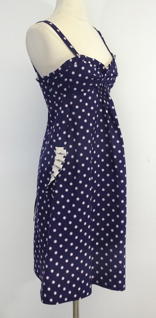 Marc Jacobs short dress Polka Dot Silk Blend on Tradesy