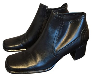 f44823fa325b0 Black Liz Claiborne Boots   Booties - Up to 90% off at Tradesy