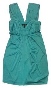 BCBGMAXAZRIA short dress Sleeveless on Tradesy