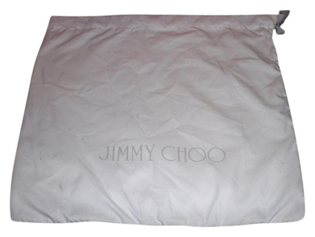 Item - White with Gray Logo New Dust Bag 14x14 Size