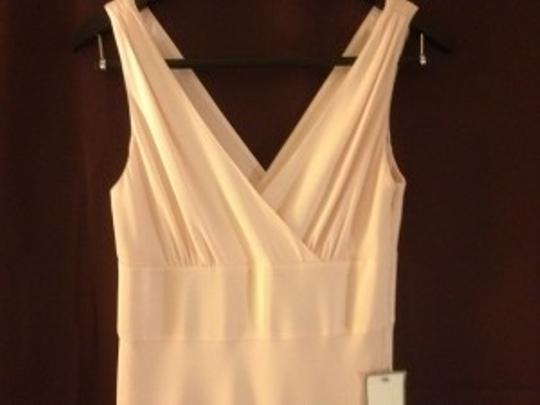 J.Crew Pink Silk Feminine Bridesmaid/Mob Dress Size 10 (M)