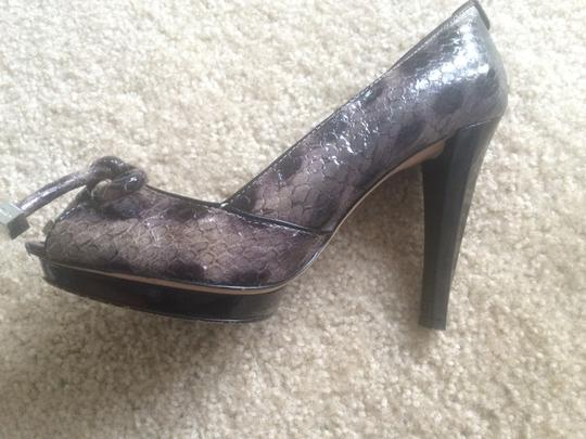 Karen Millen Black and gray Pumps