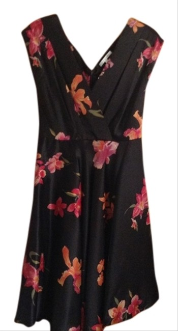 Preload https://item4.tradesy.com/images/black-knee-length-night-out-dress-size-8-m-4939348-0-1.jpg?width=400&height=650