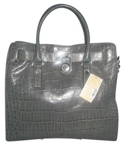 Michael Kors Tote in Grey ( Gunmetal )