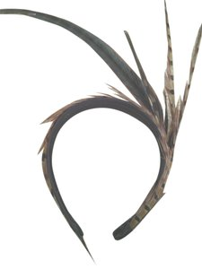 Tracey Vest Pheasant Feather Fascinator