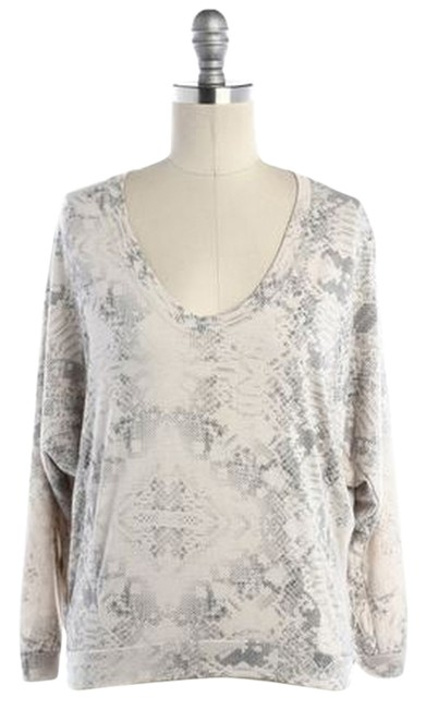 Preload https://item1.tradesy.com/images/rebecca-taylor-faux-snake-print-blouse-size-4-s-4939990-0-0.jpg?width=400&height=650