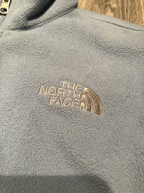The North Face Fleece Jacket Casual Sweater Image 3