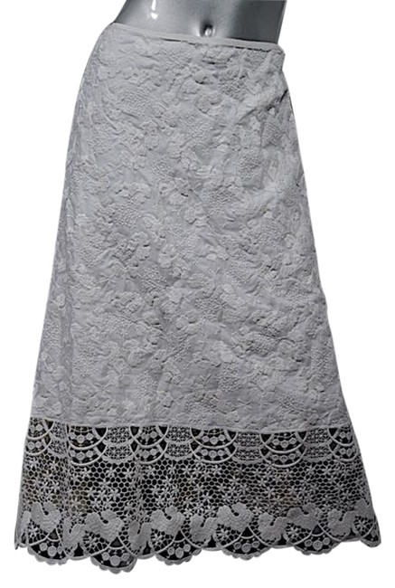 Preload https://img-static.tradesy.com/item/4940416/luisa-beccaria-white-embroidered-wlace-ivory-cotton-wlace-hem-pretty-44-midi-skirt-size-8-m-29-30-0-0-650-650.jpg