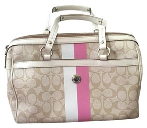 Coach Preppy Trendy Classic Shoulder Bag