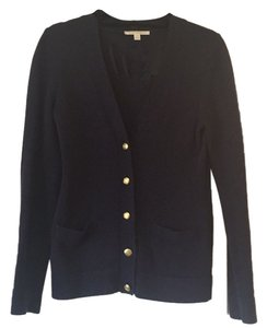 Uniqlo Nautical Gold Buttons Cardigan