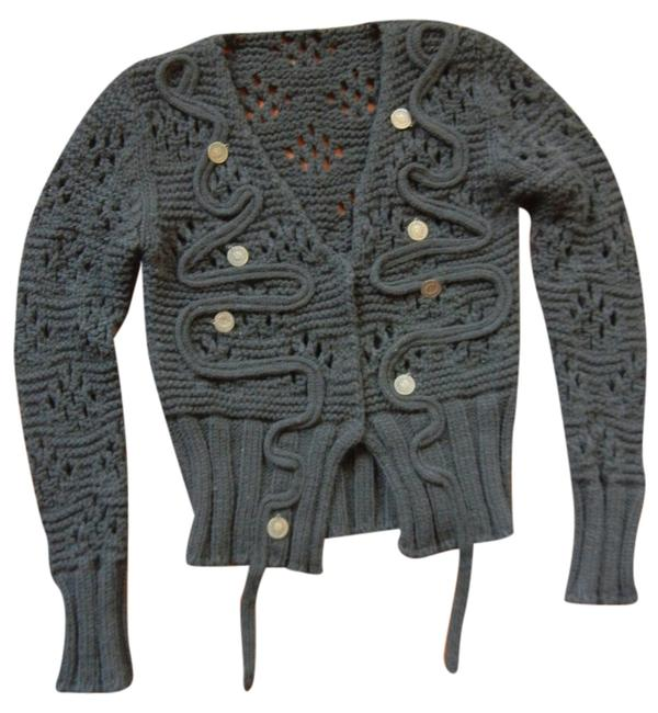 Preload https://img-static.tradesy.com/item/4940998/lf-black-cropped-knit-cardigan-front-closure-v-neck-embellished-with-coins-sweaterpullover-size-8-m-0-0-650-650.jpg