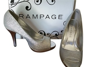 Rampage Silver Formal