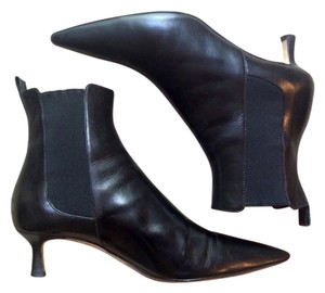 Lambertson Truex Black Leather Boots