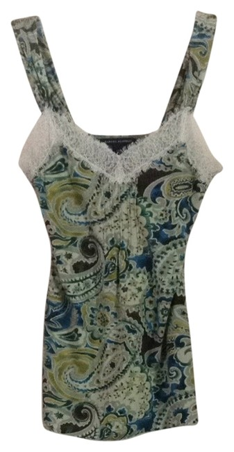 Preload https://item2.tradesy.com/images/banana-republic-green-brown-multi-tank-topcami-size-2-xs-4942591-0-0.jpg?width=400&height=650