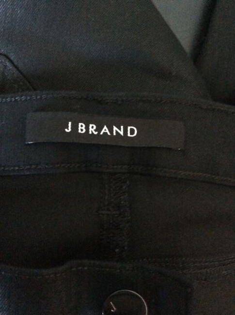 J Brand Skinny Jeans-Coated Image 2