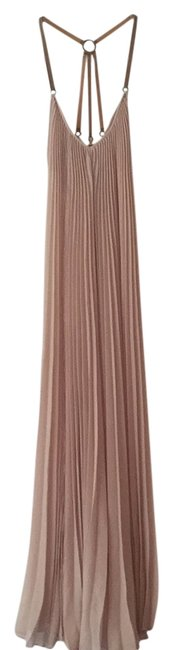 Preload https://item4.tradesy.com/images/bcbgmaxazria-taupe-bcbg-long-casual-maxi-dress-size-0-xs-4942813-0-0.jpg?width=400&height=650