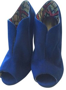 Christian Siriano for Payless Blue Pumps