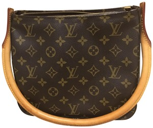 Louis Vuitton Brown Lv Lv Shoulder Bag