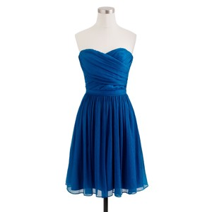 J.Crew Matisse Blue Arabelle Dress Dress